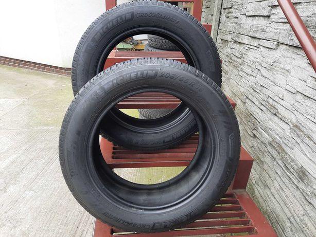 Opony wielosezonowe 205/55 R16 Michelin B.4,5mm Montaż Gratis
