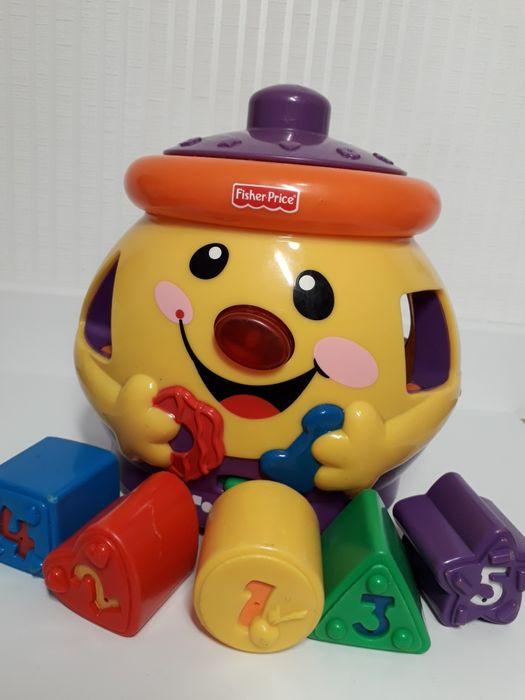 Интерактивная игрушка Fisher-Price Laugh and learn Волшебный горшочек Киев - изображение 1