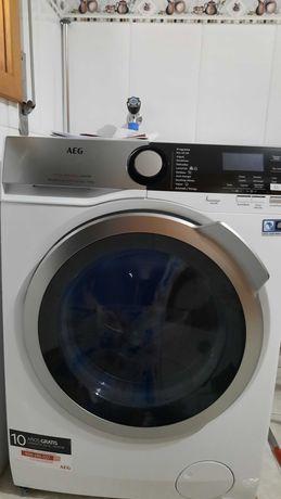 MAquina lavar e secar AEG com garantia