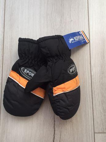 Зимові рукавичкі