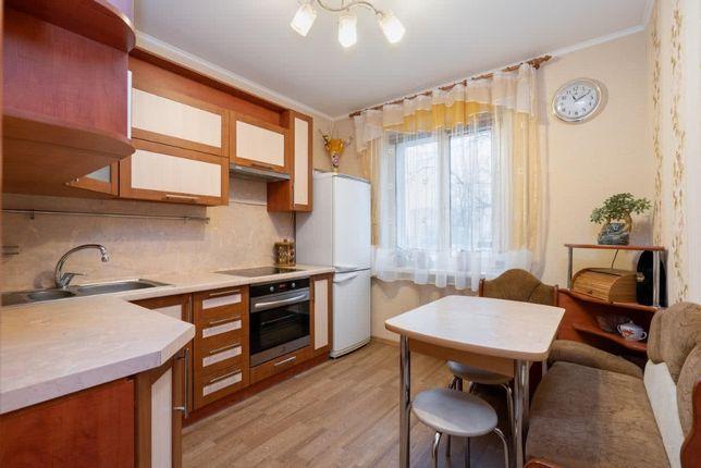 Аренда 2 комнатной: ул. Чистяковская 7, метро Святошино и Нивки 5 мин