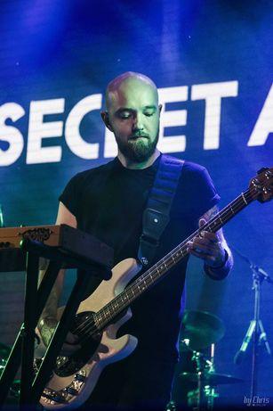 Басист, присоединюсь к авторской группе/проекту