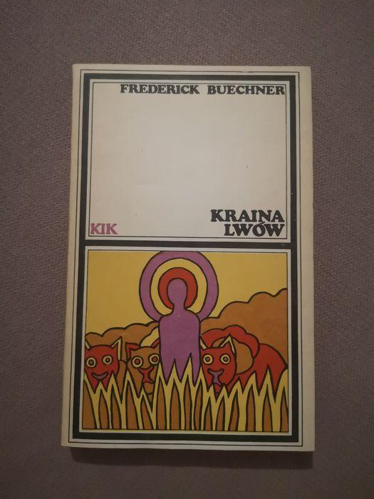 Kraina lwów Frederick Buechner KIK Warszawa - image 1