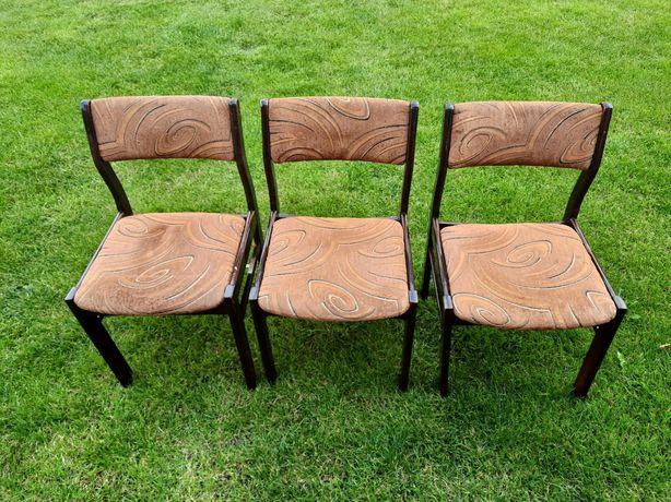 Krzesła z okresu PRL