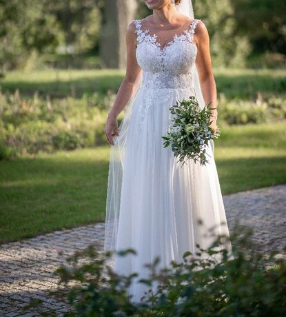Suknia ślubna Pilar Molly