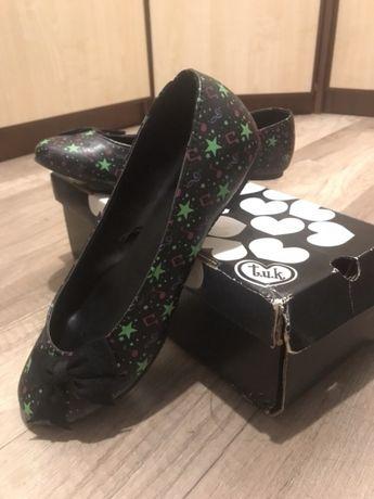 Новые балетки TUK