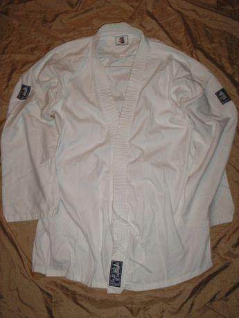 Бренд Matsuru Synpower куртка кимоно восточные единоборства размер 190