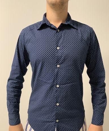 Сорочка чоловіча,рубашка мужская,Alcotte Італія.