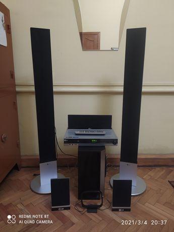 Домашний кинотеатр LG XH-T3029S 5.1 USB акустическая система