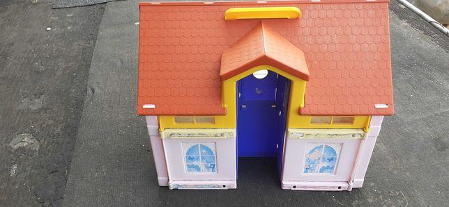 Domek na podwórko