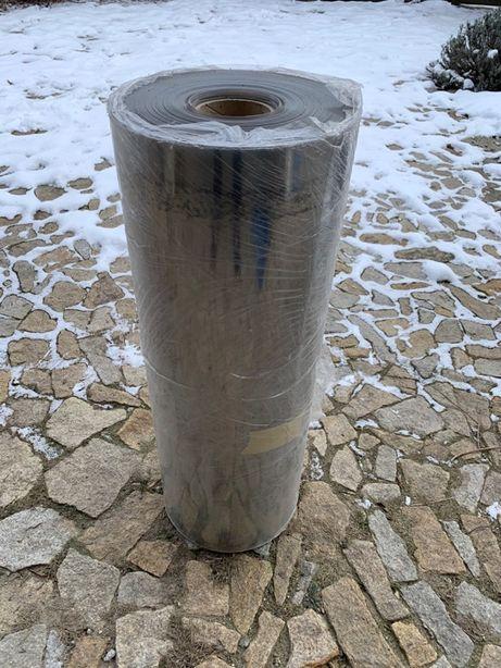 Folia PET 0,35mm szerokość 71cm na Przyłbice Przyłbica