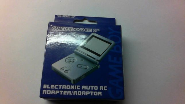 Carregador Nintendo Ds/game boy advance novo