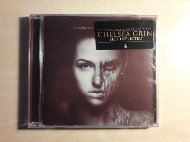 Płyta zespołu Chelsea Grin - Self Inflicted