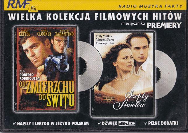 Od zmierzch do świtu / Szepty aniołów 2x DVD