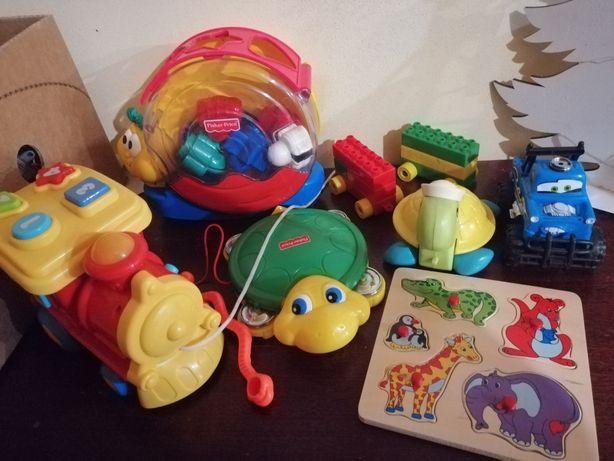 Zabawki komplet 30 zł