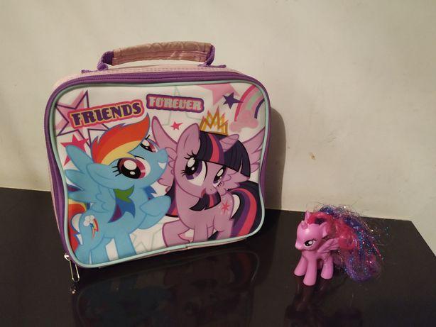 Дитяча термо сумка, ланч бокс My little pony