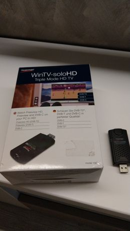 Tuner TV WinTV-soloHD USB Hauppauge