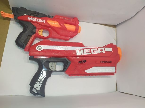 Pistolety nerf mega