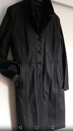 Płaszcz  Kurtka damska skóra naturalna na styl Isabel marant r. M/L