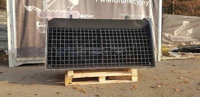 łyżka do mieszania betonu 600 litrów