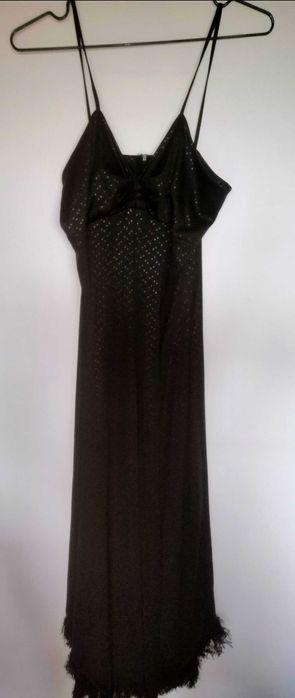 Czarna sukienka rozmiar M Szczecinek - image 1