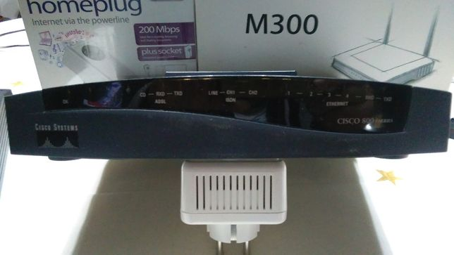Router Cisco 800A
