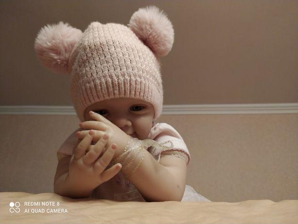 Кукла реборн Pretty in Pink от Waltraud Hanl , Ashton Drake Galleries