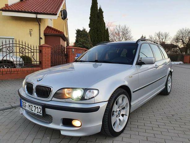BMW E46 325i M-Pakiet Lift Xenon Harman Kardon Manual