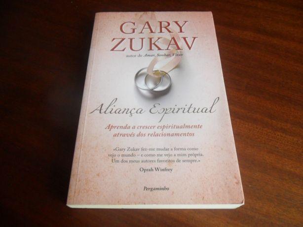 """""""Aliança Espiritual"""" de Gary Zukav"""