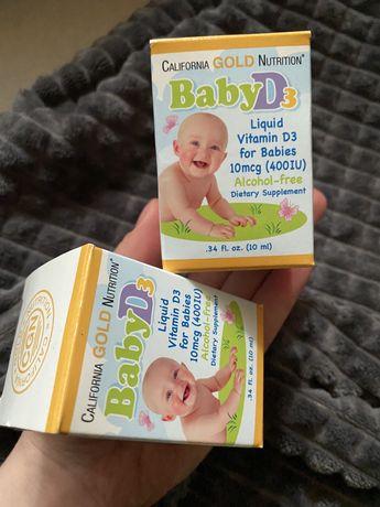 Вітамін Д3 дитячий Vitamin D3