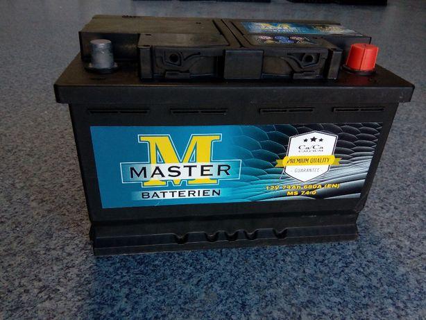 Akumulator MASTER VARTA 12V 74Ah 680A Brzeziny