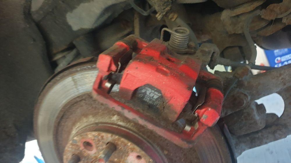 Zaciski, hamulce, jarzma Mazda 6 MPS tył pasują do Mazda 6 GG GY GH Katowice - image 1