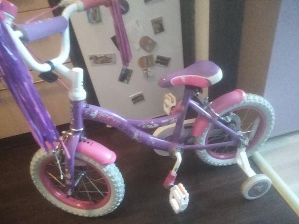 Rowerek z konikami