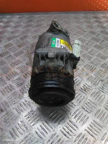 Compressor de A/C Opel ASTRA H 1.7 CDTI DIESEL de 2005 Ref: 12144022650 DELPHI