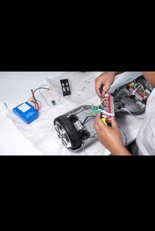 Ремонт гиробордов, сигвеев, гироскутеров, моноколес, электросамокатов