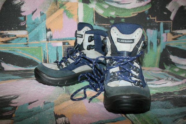 Ботинки LOWA Klondike II GTX Mid Junior Gore-Tex