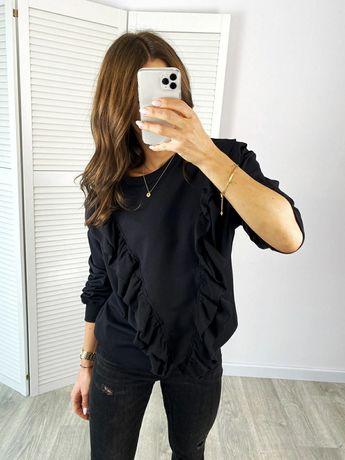 Bluzka bluza czarna nowa rozm M