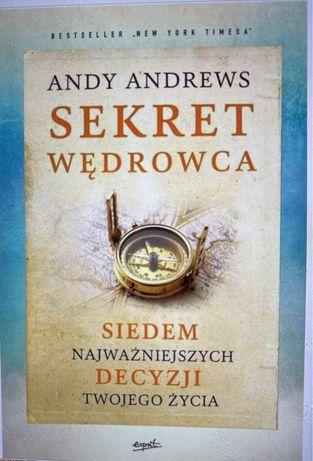 Andy Andrews Sekret Wędrowca