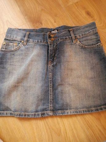 Spódnica jeansowa Dolice & Gabbana rozmiar M