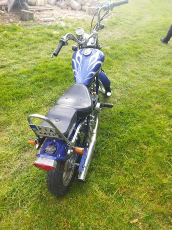 Keeway motor 50 łoś