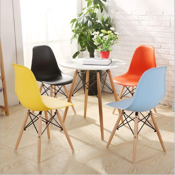 Стул пластиковый AC-016W Aster PL Wood, стулья для кухни,кафе, пабов Черновцы - изображение 1