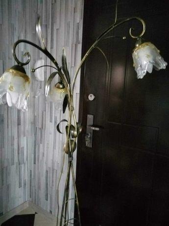 Lampa  stojąca 3-ramiona