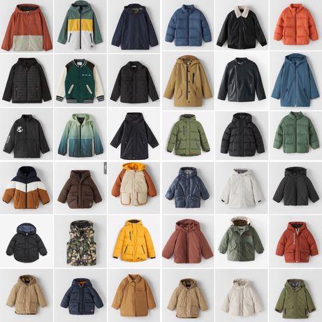 Zara куртка Next парка H&M дождьовик Reserved жилетка пуховик