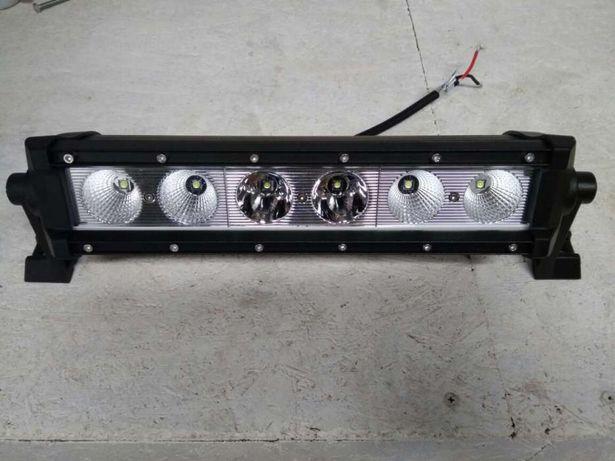Прожектор, LED фара PowerLight LFA60-C для квадроцикла 60W. ОЧЕНЬ ЯРКИ