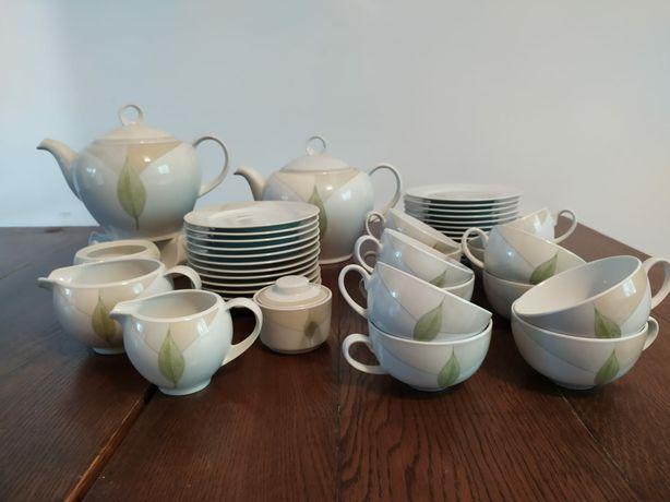 Duży zestaw kawowy herbaciany