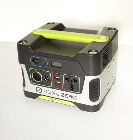 Bateria/Carregador Portátil GoalZero Yeti150 + Painél Solar GZ Nomad