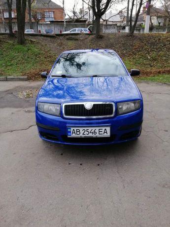 Продам авто Skoda fabia 1.4 tdi 2007 р.в.