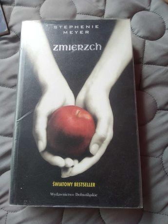 Książka Zmierzch Stephanie Meyer