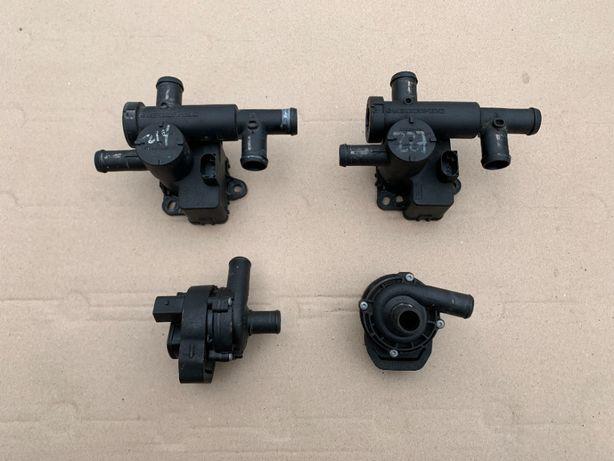 Кран печки моторчик антифриза на VITO-W639