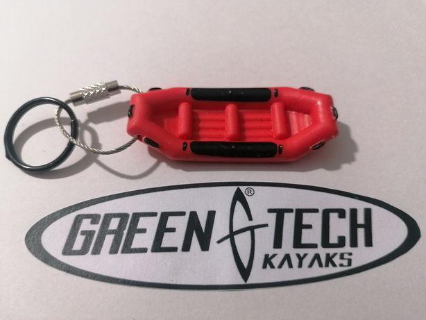 Porta chaves Rafting (vermelho) - Novo